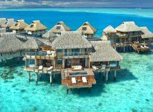Hilton Bora Bora Nui Resort & Spa, de muy buena calidad en Bora Bora Hoteles