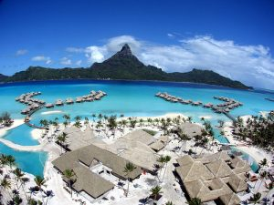 InterContinental Thalasso-Spa Bora Bora hoteles