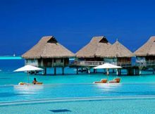 Bora Bora Pearl Beach Resort & Spa en Bora Bora Hoteles