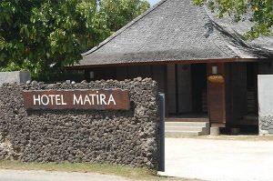 Hotel Matira en Bora Bora Hoteles