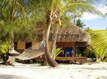 Bora Bora Hoteles Eden Beach Hotel