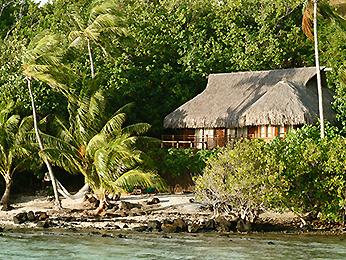 Sofitel Private Island en Bora Bora Hoteles