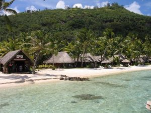 Chez Nono en Bora Bora Hoteles