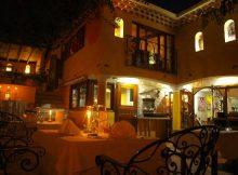 Restaurante Villa Mahana en Bora Bora hoteles